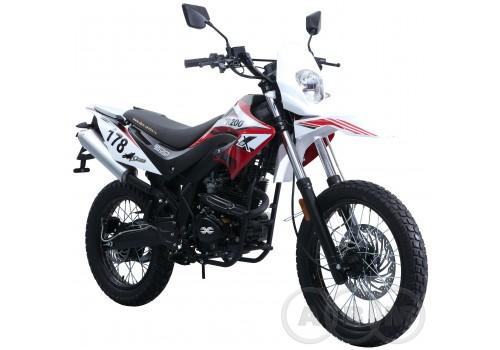 XMOTO ZR200