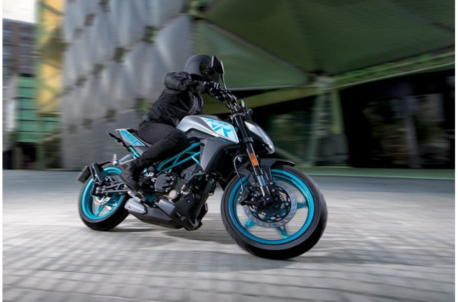 Новые мотоциклы CFMOTO 2019 года в продаже уже в марте!